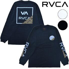 RVCA ルーカ BA042-059 メンズ 長袖 Tシャツ ロンT HH3 H15