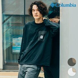 Columbia コロンビア Imperial Park Long Sleeve Pocket Tee PM1892 メンズ 長袖 Tシャツ ロンT UVカット HH3 H10