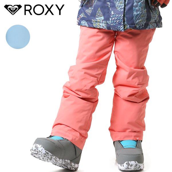 送料無料 スノーボード ウェア パンツ ROXY ロキシー ERGTP03015 BACKYARD GIRL PT 130cm〜150cm 18-19モデル キッズ ジュニア FX K21
