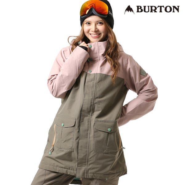 送料無料 スノーボード ウェア ジャケット BURTON バートン W GORE-TEX EYRIS JK 20551100 18-19モデル レディース FF J20