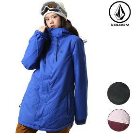 送料無料 スノーボード ウェア ジャケット VOLCOM ボルコム H0451907 Winrose Ins Jacket 18-19モデル レディース FF K9