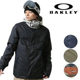 スノーボード ウェア スノーボードウェア メンズ ジャケット OAKLEY オークリー DIVISION 10K BZI JACKET 412238 17-18モデル F1 I27