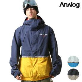 送料無料 スノーボード ウェア ジャケット Analog アナログ AG BLAST CAP JKT 18-19モデル メンズ FF K26