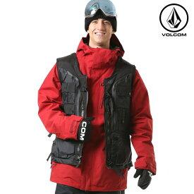 送料無料 スノーボード ウェア ベスト VOLCOM ボルコム G0651911 Iguchi Slack Vest 18-19モデル メンズ Bryan Iguchi FF K22