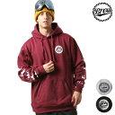 スノーボード パーカー BREW CLOTHES ブリュー クローズ 19BR04006 OHKAN 18-19モデル メンズ インナーウェア FF L1