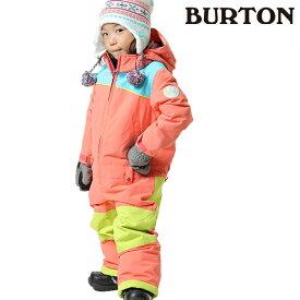 スノーボード ウェア ワンピース BURTON バートン G TD ILLUSION OP 19-20モデル キッズ GG J29