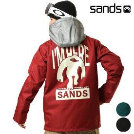 スノーボード ウェア ジャケット SANDS サンズ 156114 19-20モデル メンズ GX H13