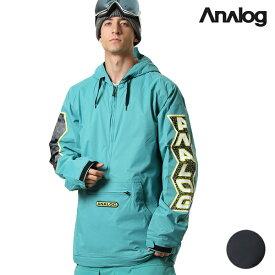 スノーボード ウェア ジャケット Analog アナログ M AG CHAINLINK ANORAK JNK 19-20モデル メンズ GG J17