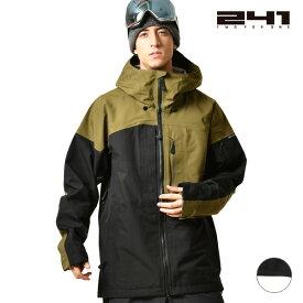 スノーボード ウェア ジャケット 241 トゥーフォーワン MB1900 241-SEEKER JKT 19-20モデル メンズ GORE-TEX GX K19