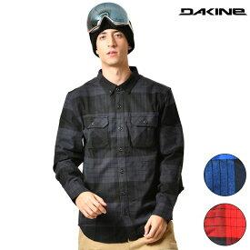 スノーボード インナーウェア DAKINE ダカイン AJ232-100 REID TECH FLANNEL メンズ 19-20モデル GG K16 MM