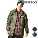 スノーボード インナーウェア BURTON バートン M JPN COACHES JKT メンズ 19-20モデル GG J26