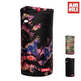 フェイスマスク AIRHOLE エアホール AIRTUBE ERGO-MILK FLEECE 1182111705 20-21モデル スノーボード HX L1