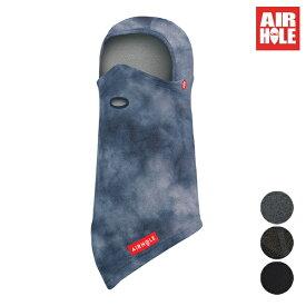バラクラバ AIRHOLE エアホール BALACLAVA HINGE-POLAR-STEALTH 1182011716 20-21モデル スノーボード HX L1