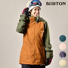 スノーボード ウェア ジャケット BURTON バートン 100811 W JET SET JK ジェット セット ジャケット 20-21モデル レディース HH J14