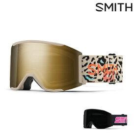 予約販売 スノーボード ゴーグル SMITH スミス Squad MAG スカッド マグ 数量限定 Early Goggle 21-22モデル II F26