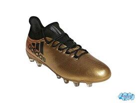 アディダス CQ1990 X 17.2 JFA HG エックス [adidas・サッカー&フットサル・サッカースパイク・マイクロファイバー皮革・セール品]