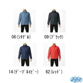 ミズノ ジャケット テックフィルジャケット(メンズ)32ME9535 トレーニングウェア ウインドブレーカー[Mizuno ブレスサーモ 防寒 撥水 セール品]