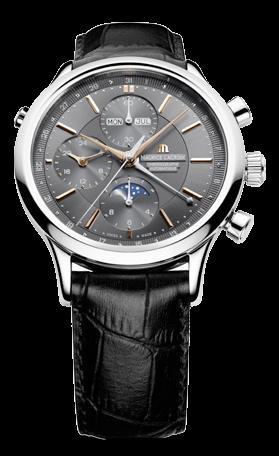 腕時計メンズ モーリス・ラクロア Maurice Lacroix レ・クラシック ムーンフェイズ・クロノグラフ LC6078-SS001-331 腕時計メンズ [メーカー保証付 ] 【smtb-ms】 ギフト プレゼント クリスマス 誕生日 記念日 贈り物