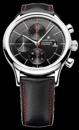 腕時計メンズ モーリス・ラクロアMaurice Lacroix レ・クラシック クロノグラフ オートマティック LC6058-SS001-332 腕時計メンズ [メーカー保証付 ] 【smtb-ms】 ギフト プレゼント クリスマス 誕生日 記念日 贈り物