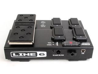 LINE6/ラインシックス FBV Express MKII フットコントローラー/フットスイッチ 【FBVEXPRESSMK2】 【国内正規品】【新品】