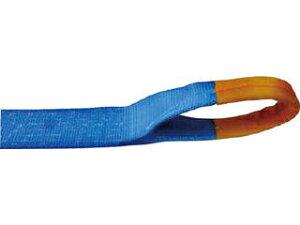 TESAC/テザック 【代引不可】ラッシングベルト(ベルト荷締機)ラチェットバックル式アイタイプ R100E010-070A