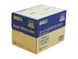 APICA/アピカ スーパーホワイトライラック PPC用紙 A4 10束入 SWLA4