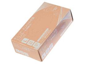 サニーフーズ ニトリル手袋 エコノミー(100枚)M 3-4496-02