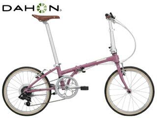DAHON/ダホン Boardwalk D7 折畳み自転車 7speed 【20インチ】 (プラム) メーカー直送品のため【単品購入のみ】【クレジット決済のみ】 【北海道・沖縄・離島不可】【日時指定不可】商品になります。