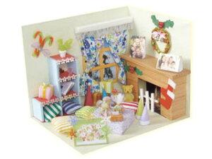 ARTE/アルテ ドールハウスキット メリークリスマス DHN-08 【手作りの楽しみ・趣味に♪】 【dollhouse】【ホビー】【趣味】【ミニチュア】【クラフト】【xmaszakka】