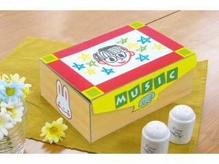 ArTec/アーテック プレゼント オルゴール箱(クリスタル) (004602)