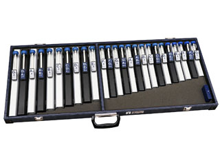キャンセル不可商品 SUZUKI/スズキ トーンチャイム HB-250 (HB250)【XmasBell】【SZHB】 【ミュージックベル】【ハンドベル】【クリスマス】