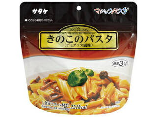サタケ マジックパスタ きのこのパスタ(デミグラス風味) 1FMR51002ZE