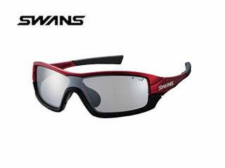 SWANS/スワンズ STRIX-I-3602 STRIX・I (フレーム:チタンレッド×ブラック レンズ:シルバーミラー×ライトスモーク)