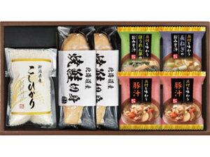 新潟県産こしひかり 食卓彩セット KFK−25