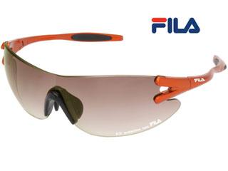 FILA/フィラ SF8823J-1E6 FILA/フィラ グラス【フレーム: シャイニーオレンジ】