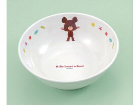 KANTOH/関東プラスチック工業 お子様食器 くまのがっこう ラーメン鉢 CM−51J