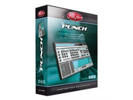 Rob Papen Punch ソフトシンセサイザー