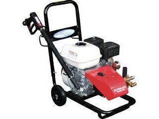 SUPER INDUSTRIES/スーパー工業 【代引不可】エンジン式高圧洗浄機 SEC1015-2N (コンパクト&カート型)