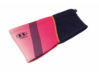 HI-GOLD/ハイゴールド NW-100G-PK 昇華フリーズネックウォーマー グラデーション柄 (ピンク)