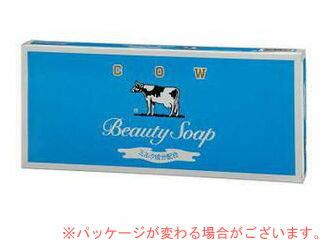 COW BRAND SOAP/牛乳石鹸共進社 【牛乳石鹸】青箱(6個)