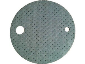 JOHNAN/ジョウナン 油吸収材 ドラム缶用マット (25枚入) AD550