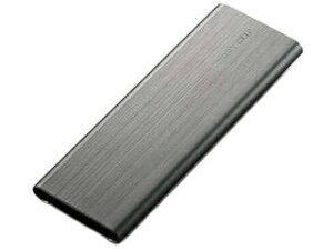 ELECOM エレコム メモリークリップ/SD+microSD/アルミタイプ/スライドオープン/クリップ付/Mサイズ/ブラック CMC-SDCAL01BK