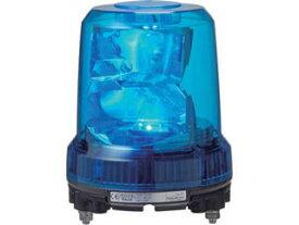 【組立・輸送等の都合で納期に4週間以上かかります】 PATLITE/パトライト 【代引不可】強耐振型LED回転灯 RLR-M2-P-R