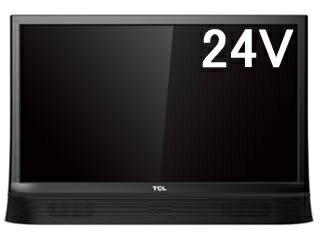 TCL 24D2911 24型デジタルハイビジョン液晶テレビ 【tcltv】