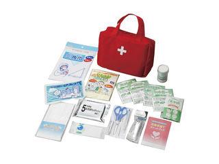 ナカガワ 救急バッグセット19点  KB19-400