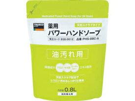 TRUSCO/トラスコ中山 薬用パワーハンドソープ 袋入詰替 0.8L PHS-08C-A