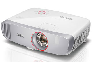 BenQ/ベンキュー HT2150ST 短焦点フルHDホームシアタープロジェクター