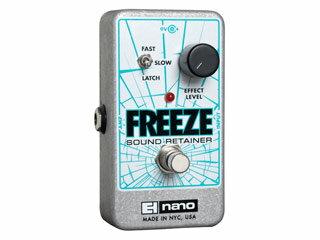 【nightsale】 electro harmonix/エレクトロハーモニクス Freeze サウンドリテイナー エフェクター 【国内正規品】