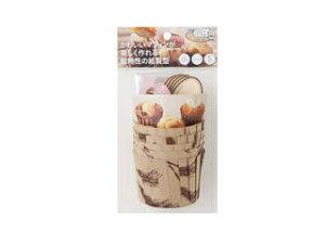 貝印 マフィンカップ 紙製 マフィン型 セット 小 5セット kai House SELECT