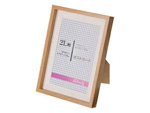ETSUMI エツミ エツミ フォトフレーム Shelf-シェルフ- 「棚」 2L(5×7in)/ポストカード(4×6in) PS ナチュラル VE-5591